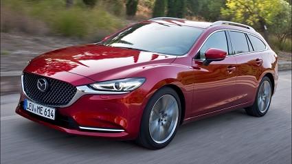 Nuova Mazda 6 rinnovata nel design e nei motori: cosa cambia