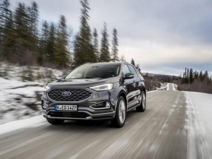 Nuova Ford Edge con trazione integrale: cosa cambia e nuovi motori