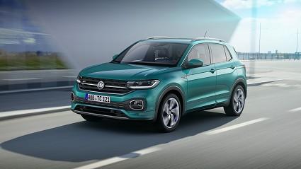 Volkswagen T-Cross 2019: motori e prezzi ufficiali