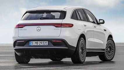 Mercedes EQC: primo suv elettrico sul mercato a luglio. Le caratteristiche tecniche