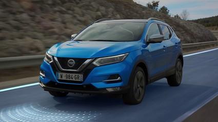Nissan Qashqai con ProPilot: cosa offre e funzionalità