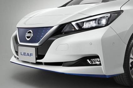 Nissan Leaf 3.Zero e Leaf 3.Zero e+ Limited Edition: caratteristiche tecniche e prestazioni