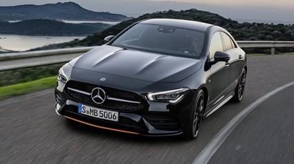 Nuova Mercedes CLA 2019: in arrivo a maggio. Motori e dotazioni