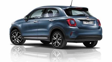Fiat 500X Cross allestimento Mirror: caratteristiche tecniche e segni particolari