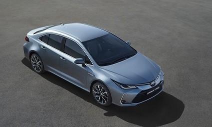 Toyota Corolla 2019 in Italia: motori e dotazioni