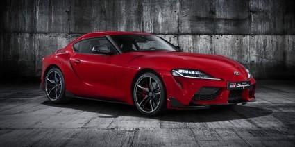 Nuova Toyota Supra 2019: design, motori e prezzi