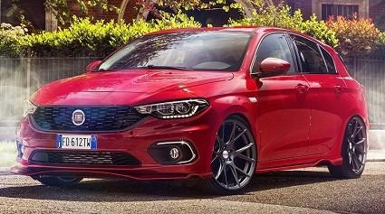Nuova Fiat Tipo S-Design: design e motori
