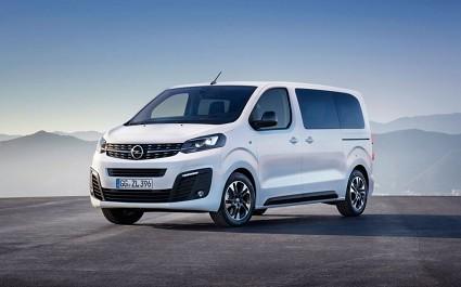 Opel Zafira Life: design, dotazioni e caratteristiche tecniche