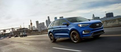 Nuova Ford Edge 2019: rivista nel design e nei motori. Gi?á ordinabile in Italia