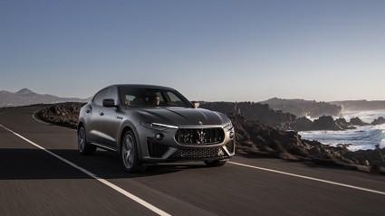 Maserati Levante Vulcano in edizione limitata: motori, design e prezzi