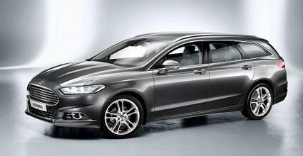 Ford Mondeo Hybrid wagon al Motor Show di Bruxelles: motori e design