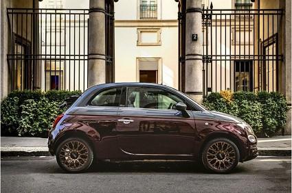 Fiat 500 Collezione in vendita: motori e prezzi ufficiali