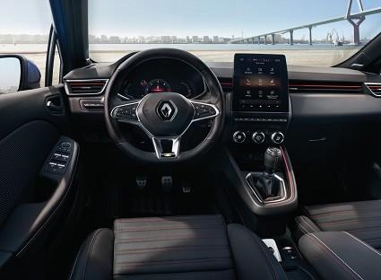 Renault Clio: arriva la quinta generazione. Interni del tutto rivisti