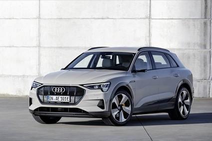 Audi e-Tron suv elettrico: caratteristiche tecniche e prestazioni