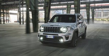 Jeep Renegade S nuovo allestimento speciale: motori e dotazioni