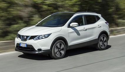 Nissan Qashqai con nuovo motore diesel 1.7 dCi da 150 CV: novità e prestazioni