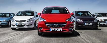 Nuova Opel Corsa in arrivo anche in versione elettrica e con nuovo sistema di illuminazione