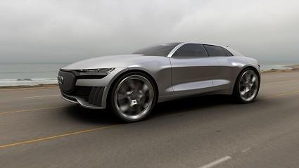 Audi Q4 e-Tron al Salone di Ginevra: pronto al debutto il suv 100% elettrico