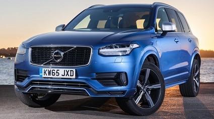 Volvo XC90 rinnovata nel design e nei motori: le novità