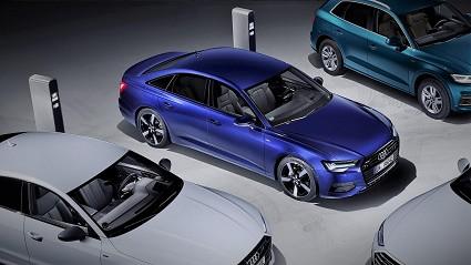 Nuove Audi ibride plug-in: modelli, novit� e caratteristiche tecniche