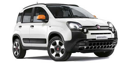 Fiat Panda Connected by Wind: debutto al Salone di Ginevra. Le caratteristiche tecniche
