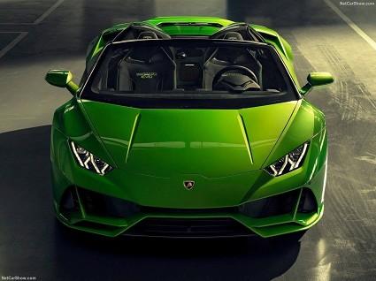 Lamborghini Huracan EVO Spyder al Salone di Ginevra: design, motori e prezzi