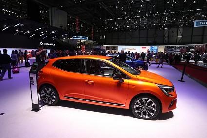 Nuova Renault Clio 2020: motori, design, dotazioni