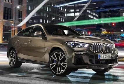 Nuova BMW X6 finalmente in vendita in Italia la terza generazione del Suv-Coupè