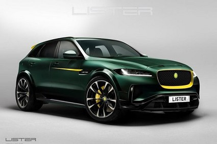 Nuovo Jaguar I-Pace Lister suv di lusso non per tutti. Motori e prestazioni