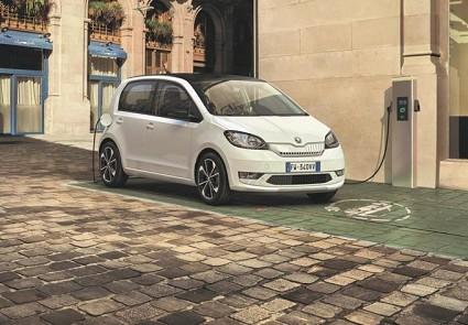 Skoda CITIGOe IV elettrica in Italia da Febbraio 2020. Prestazioni e design