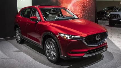 Mazda CX-5 MY 2020 presentata in anteprima al Salone di Los Angeles 2019