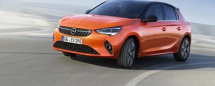 Nuova Opel Corsa anche elettrica con dotazioni di serie innovative. Prezzi