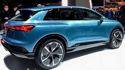 Audi Q4 e-tron la potenza elettrica di un suv. Ecco come sarà
