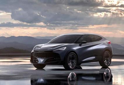 Cupra Tavascan Concept nuovo suv elettrico al debutto nel 2020. Come sarà