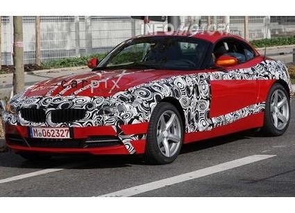 BMW Z4: la nuova spider della Casa bavarese sportiva ed elegante. Design e motori.