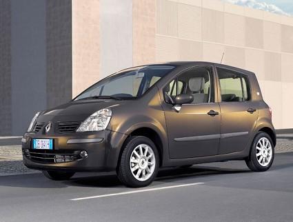 Auto per le donne: Renault Modus Grazia