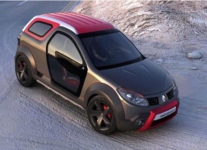 Dacia Sandero Stepway: nuovo crossover con motore flexfuel. Sar?á commercializzata da Renault.
