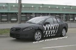 Nuova Mazda 6 : ecco le foto spia e indiscrezioni