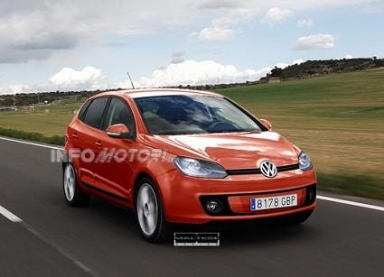 Nuova Volkswagen Polo 2009: motori, allestimenti e caratteristiche tecniche. Dal 2009 in vendita in Italia. Foto.