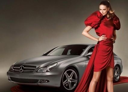 Mercedes CLS Grand Edition: perfetta icona di stile, eleganza e modernità svelata al Milano Moda Donna.