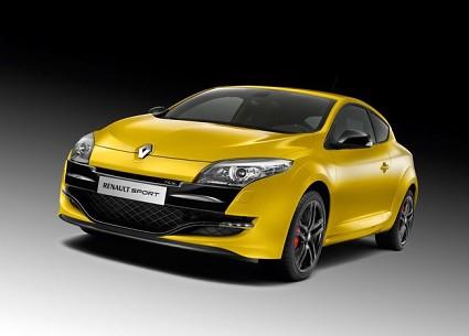 Nuova Renault M??gane RS: allestimento Sport e nuovi motori per prestazioni pi?? performanti. Presentata al Salone di Ginevra 2009.
