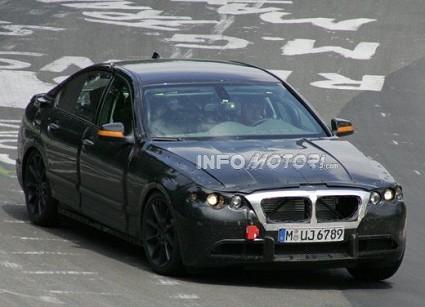 BMW Serie 5 2011: novit?á estetiche, dotazioni e motori. Prime indiscrezioni.