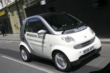 Nuova Smart versione elettrica: i primi esemplari in Italia a partire dal 2010. Le novit?á