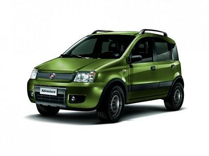 Fiat Panda 4x4 Diesel. Nuova Fiat Panda 4x4 Adventure