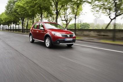 Nuova Dacia Sandero Stepway in versione GPL. I nuovi motori