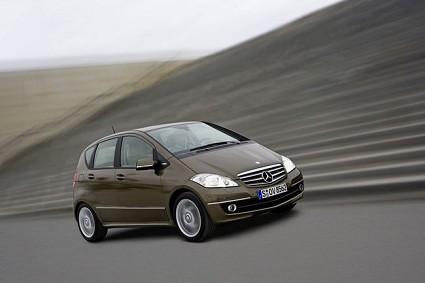 Nuova Mercedes Classe A versione elettrica pronta nel 2012?