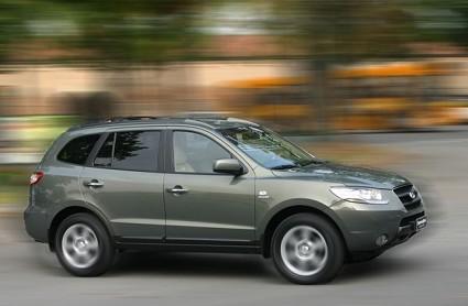 Hyundai Santa Fe 2007: prova su strada di uno dei SUV pi?? venduti e pubblicizzati in Italia