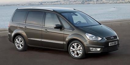 Nuovo Ford Galaxy 2010: motori pi?? potenti e tre nuovi allestimenti