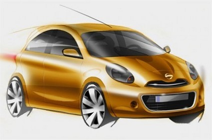 Nuova Nissan Micra 2010: prova su strada e test drive. Interni spaziosi e motori a basse emissioni