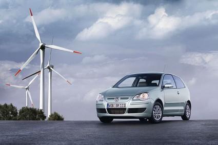 Nuova Polo BlueMotion: l?ÇÖauto che consuma meno della sua categoria. Design sportivo, prestazioni ottime con motore TDi 80 CV.